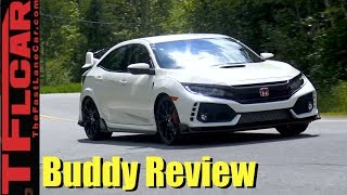 Two Friends Review the New Honda Civic Type R