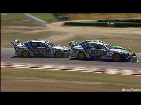 2005 V8 Supercars - Tasmania Highlights