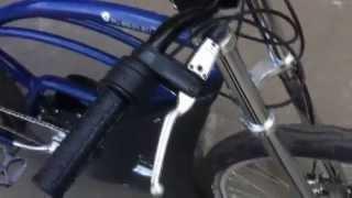 Обзор электровелосипеда PG-Bikes