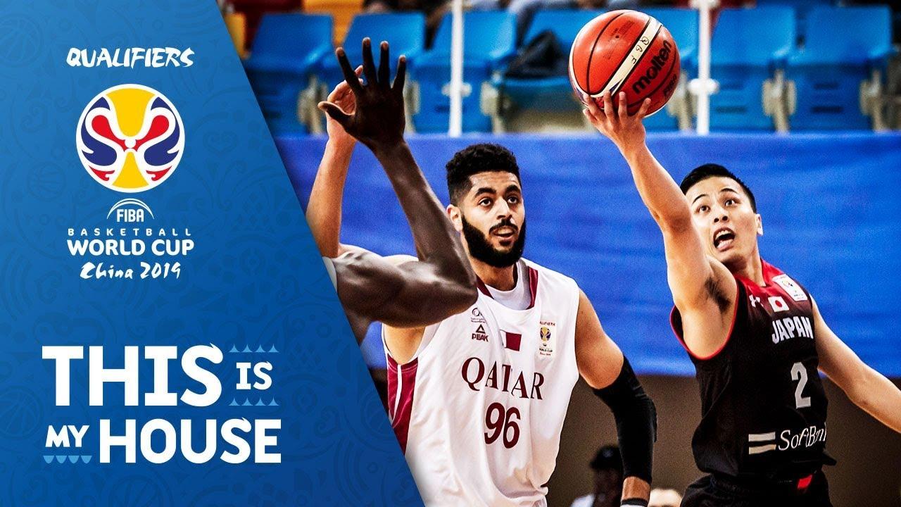 日本は#FIBAWC 2019の資格を得ました
