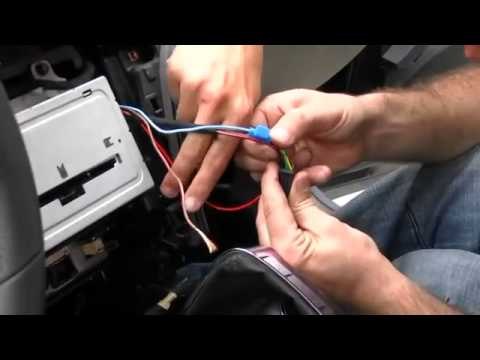 navi controller installation (retrofit) vauxhall insignia - youtube, Wiring diagram