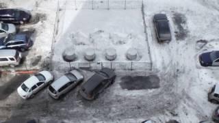 Газгольдер заблокирован автолюбителями оградили заборами газовые службы не могут заправить(, 2017-02-08T14:01:34.000Z)
