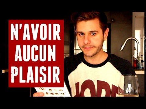 N'AVOIR AUCUN PLAISIR | PL Cloutier