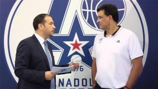 Vaggelis Aggelou - Media Day Röportajı
