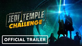 Star Wars: Jedi Temple Challenge - Official Game Show Trailer