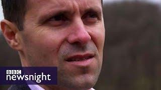 Srebrenica massacre: A survivor's fight for justice – BBC Newsnight