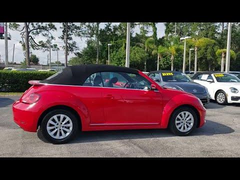2018 Volkswagen Beetle Orlando, Sanford, Kissimme, Clermont, Winter Park, FL 4329P
