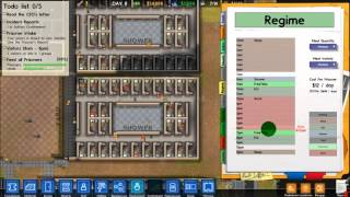 Prison Architect (ALPHA 19) Season 2 Part 4 || Prison Labour