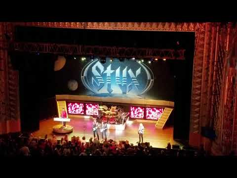 Styx - The Grand Illusion  (Beverly Hills 1/28/18)