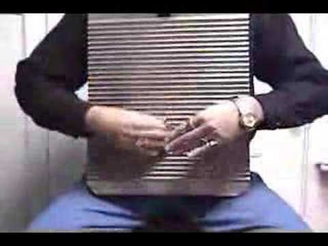 Learn to play Zydeco Rubboard with Tee Don - Basic Blues