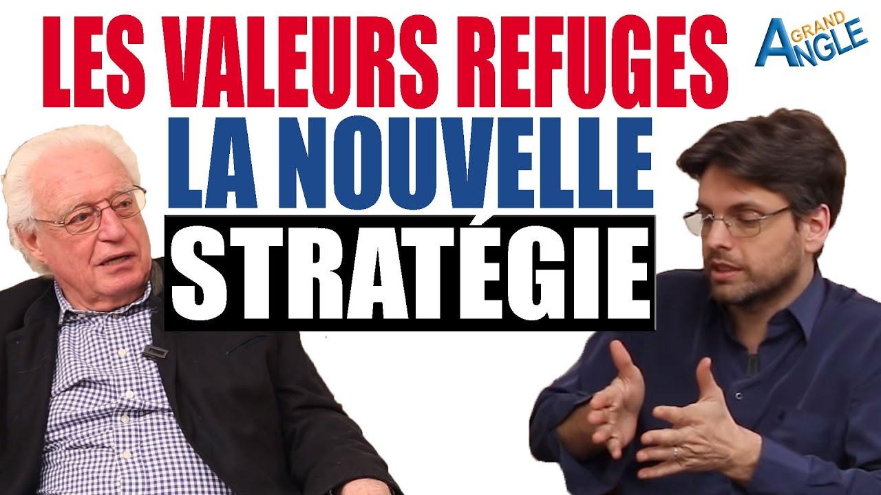 Charles Gave, Fuite devant la monnaie : Quelles Valeurs Refuges ? Ma Nouvelle Stratégie