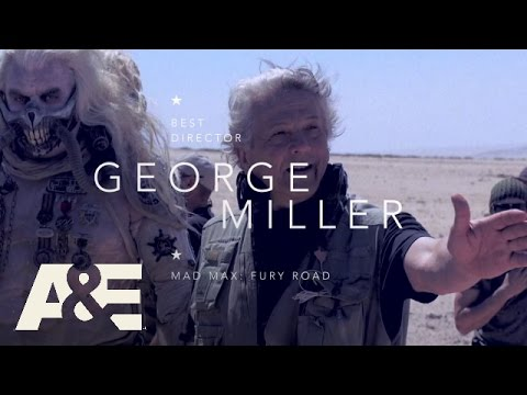 "George Miller Wins Best Director for ""Mad Max: Fury Road"" 