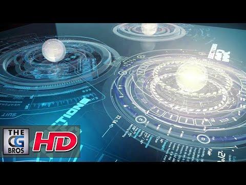"CGI & VFX Showreels: ""Hud UI Reel"" - by Divyansh Tyagi"