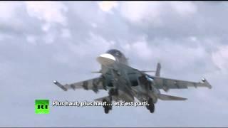 Exclusif : regardez de près l'avion de chasse le plus maniable du monde, le SU-30SM