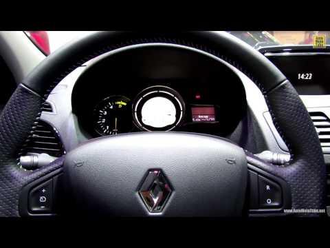 2014 Renault Megane Sport Tourer Estate   Exterior, Interior Walkaround   2013 Frankfurt Motor Show