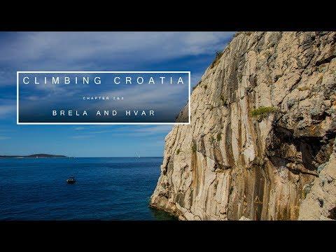 CLIMBING CROATIA (PART 2) BRELA & HVAR
