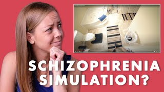 Are Schizophrenia Simulations Accurate?