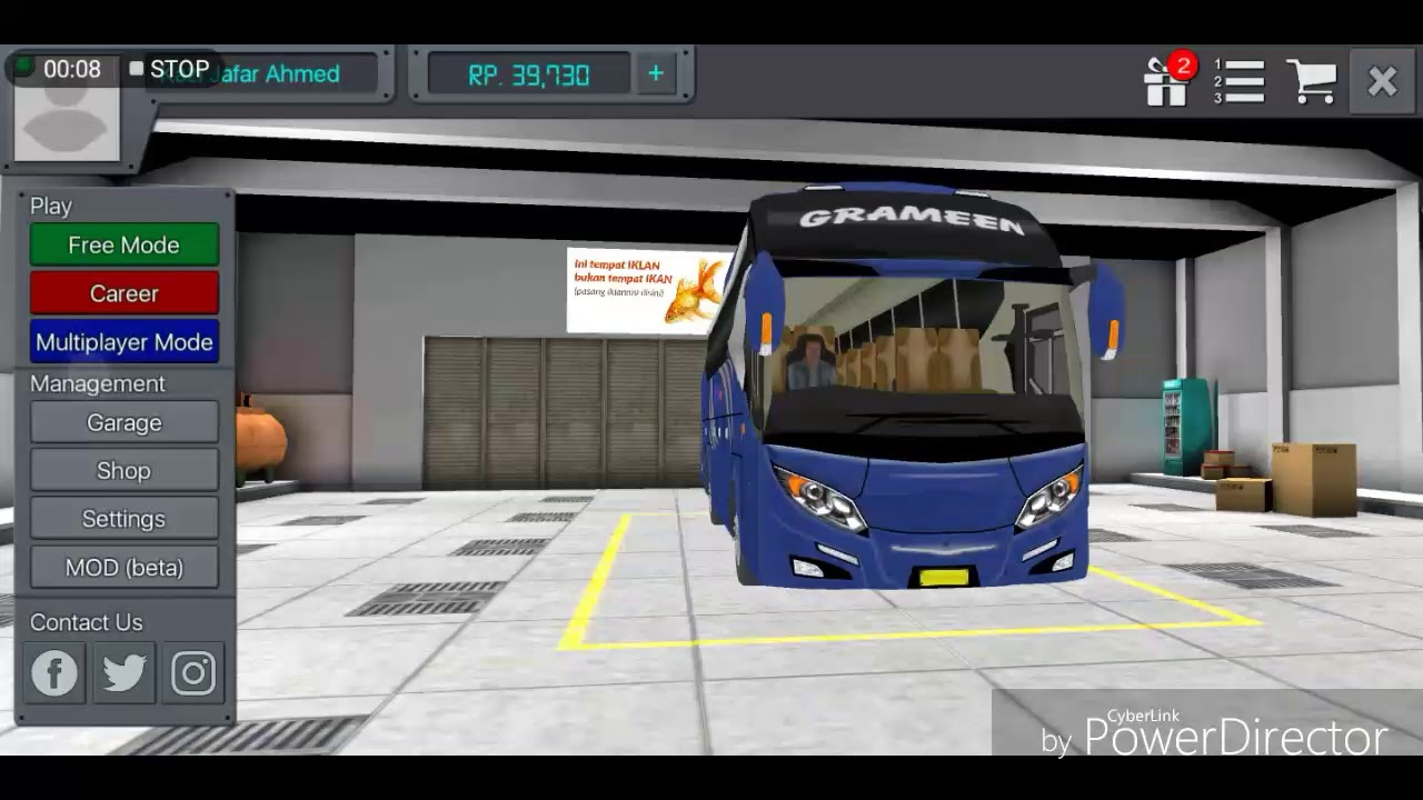9 74 MB] How to add bd horn in bus simulator indonesia with