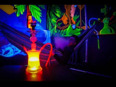 Новинка декоративного освещения. Светодиодные светильники на ультрафиолетовых светодиодах.