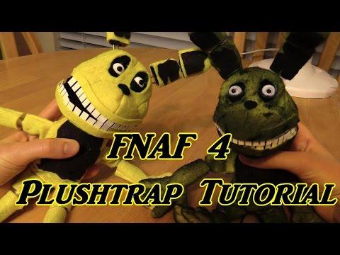 FNAF 4 Plushtrap Tutorial