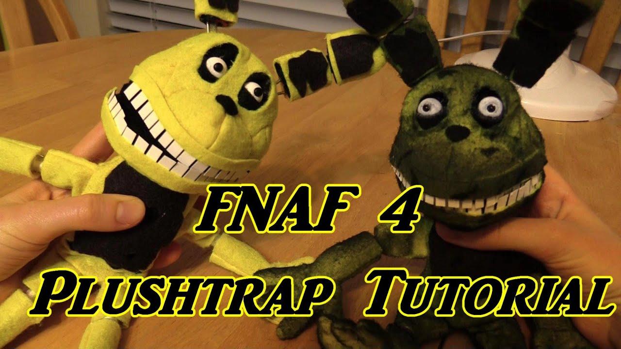 Fnaf 4 Plushtrap Tutorial Youtube