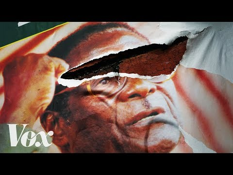 Thumbnail: The military coup in Zimbabwe, explained