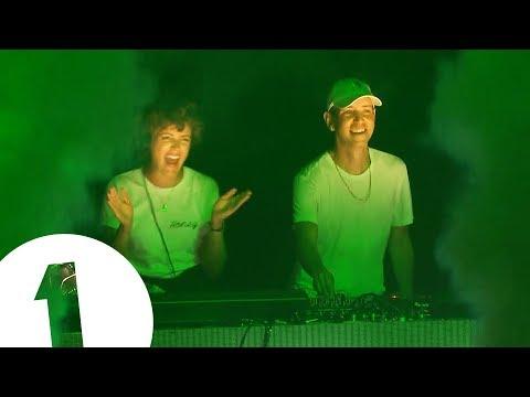 Annie Mac & Tiga - Radio 1 in Ibiza 2018 - Café Mambo