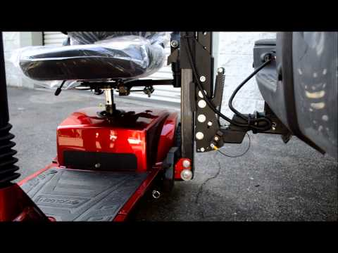 TRILIFT The EXTRA HEAVY DUTY Lift For Scooters And Power Wheelchairs 400 To 450 Lbs T1030S
