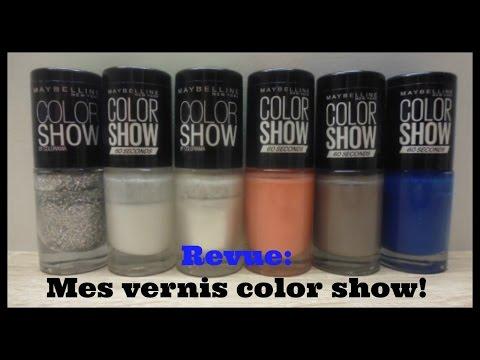 412 - Vernis Color Show