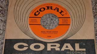 Ivan (Jerry Allison ) -  Real Wild Child  Original MONO mix! 45rpm