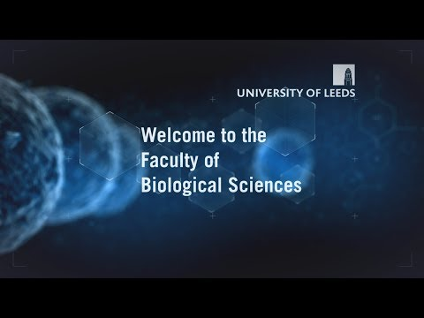 Biological Sciences at the University of Leeds