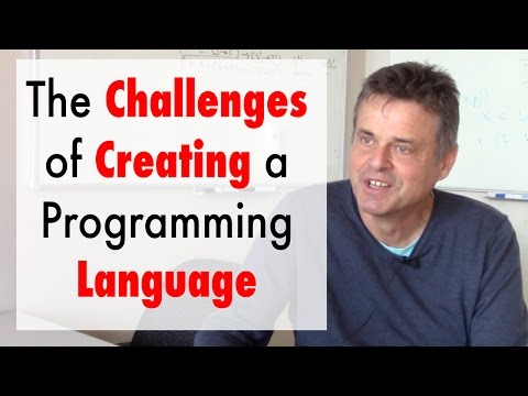 The Challenges of Creating a Programming Language (ft. Martin Odersky)