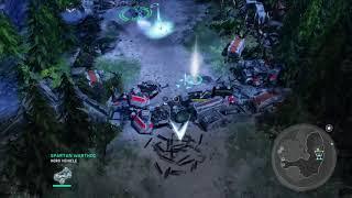 Halo Wars 2 - The Signal Legendary Speedrun World Record 3:09