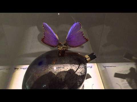 Rebecca Horn butterfly.Спасибо Ольге Свибловой за это великолепие!