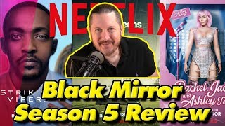 ☕ Black Mirror Season 5 Review 🍿 Coffee and Nuance #blackmirror #netflix