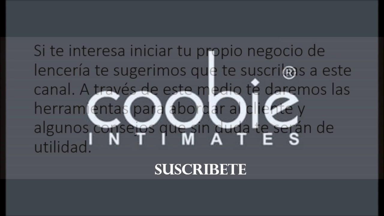 295b532667 Si ganancias quieres tener...lenceria coobie debes vender - YouTube