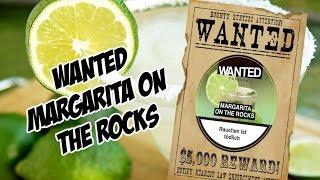 Wanted Margarita On The Rocks - Mk Smokers