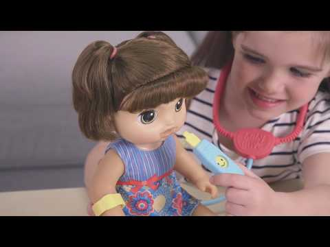 Baby Alive Sweet Tears Baby (Brunette) | Toys R Us Canada