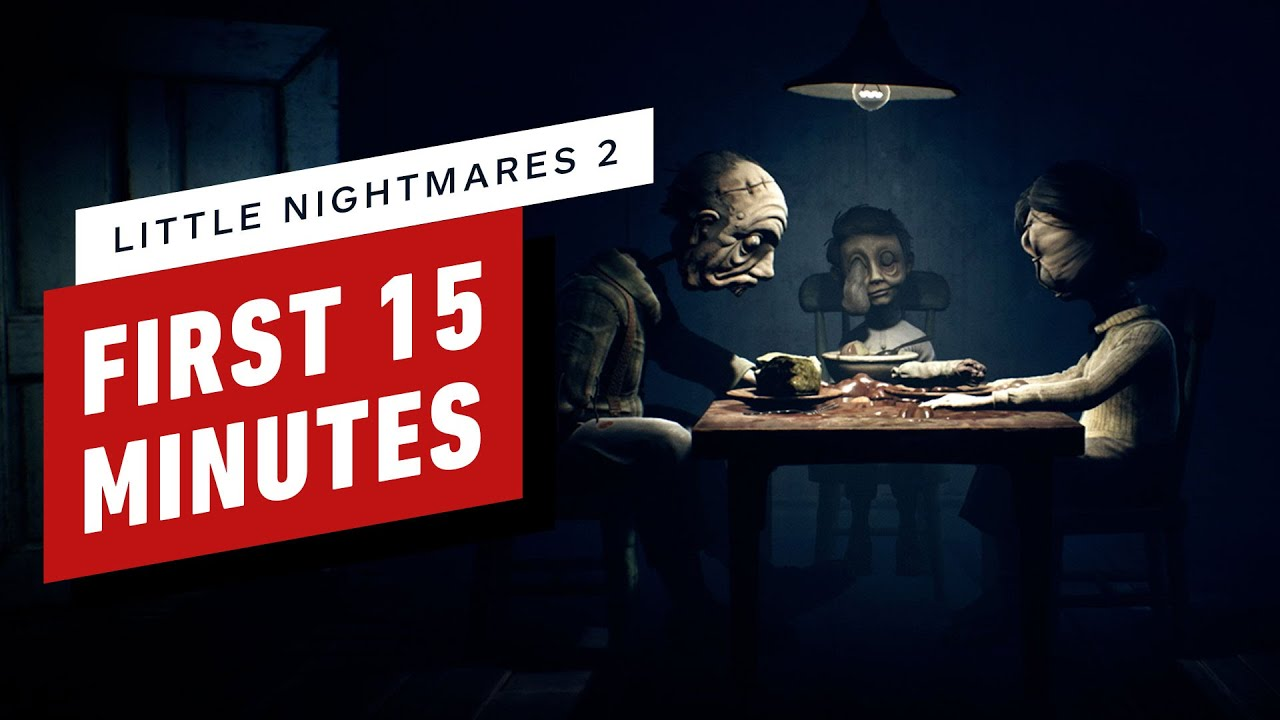 The First 15 Minutes of Little Nightmares 2 Gameplay