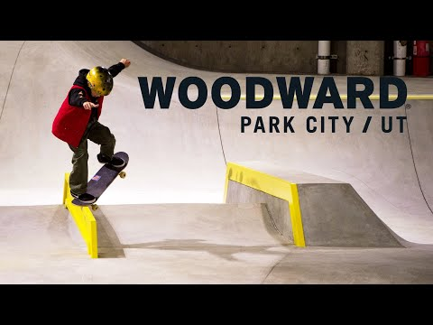 Skateboard Recap - Woodward Park City Grand Opening