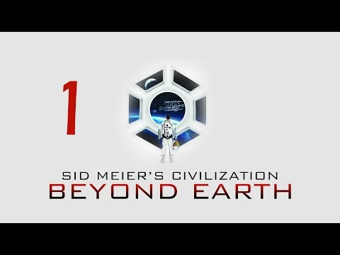 Let's Learn Civilization Beyond Earth - 1