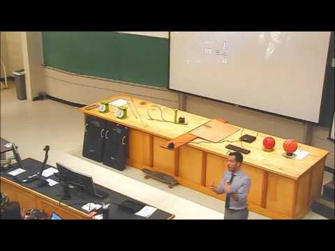 Lecture 03 - Newton's Second Law