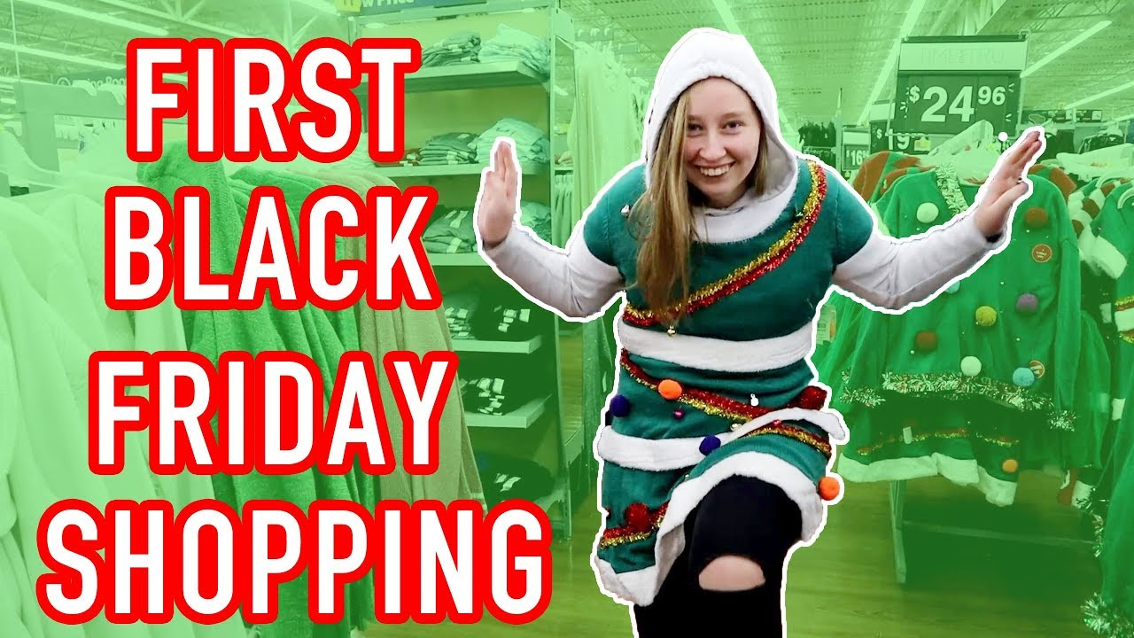 Black Friday Stuttgart Exchange Student Goes Black Friday Shopping First Time April And Davey Thanksgiving Special