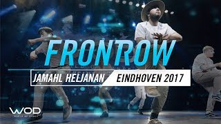 JAMAHL HELJANAN   FrontRow   World of Dance Eindhoven Qualifier 2017   #WODEIN17