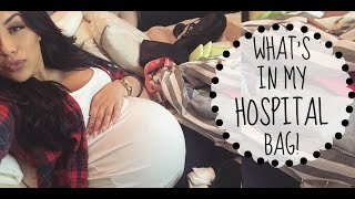 What's in my Hospital Bag! | Victoria Sofia