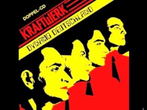 Kraftwerk - Dynamo Deutschland (Full Album)