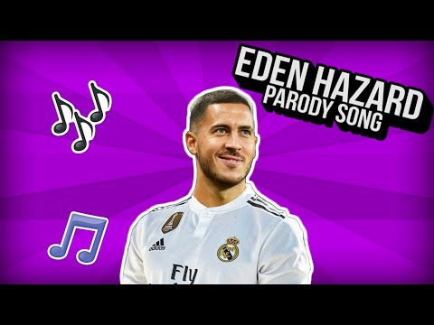 🎵KEEP EDEN?🎵- Hazard To Real Madrid Funny Parody Song [Jim Daly]