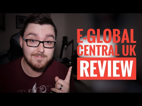 E-Global Central UK - Review (Is it a Scam?)