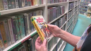 Go Inside One Of America's Last Independently-Owned Video Stores