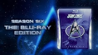 Star Trek TNG Season 6 Blu-ray Trailer